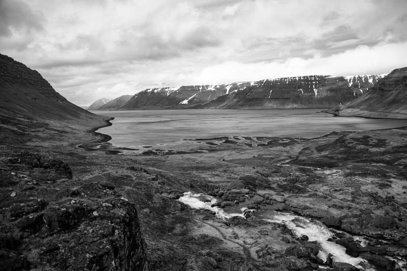 Where The Fjord Ends
