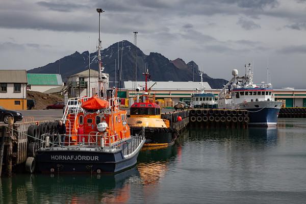 Hofn Harbour