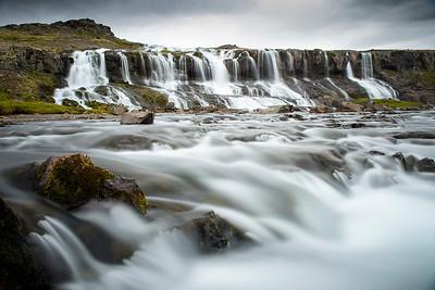 Seljanesfoss- Dupavik, Iceland