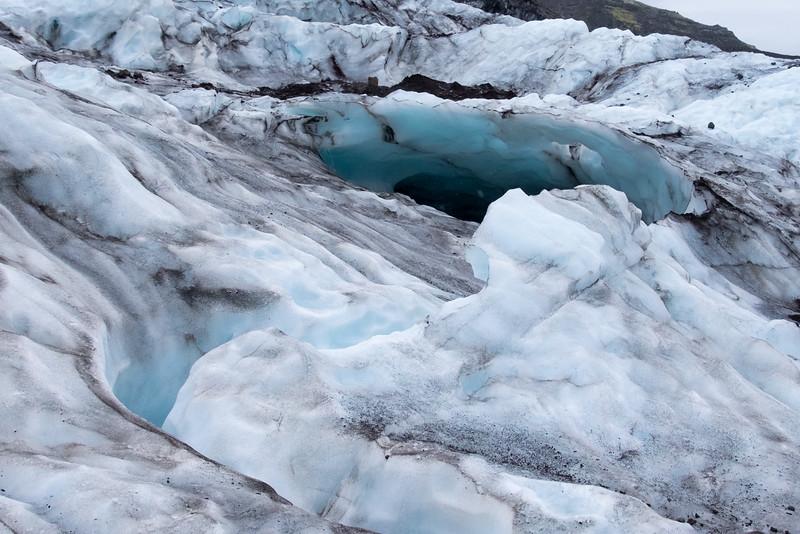 Sculptures in ice