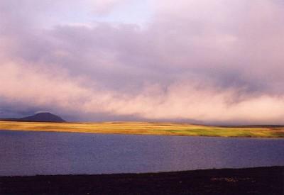 near Myvatn
