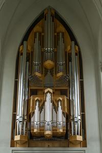 Organ in the Catholic church. - Copyright (c) 2014 Daniel Noe