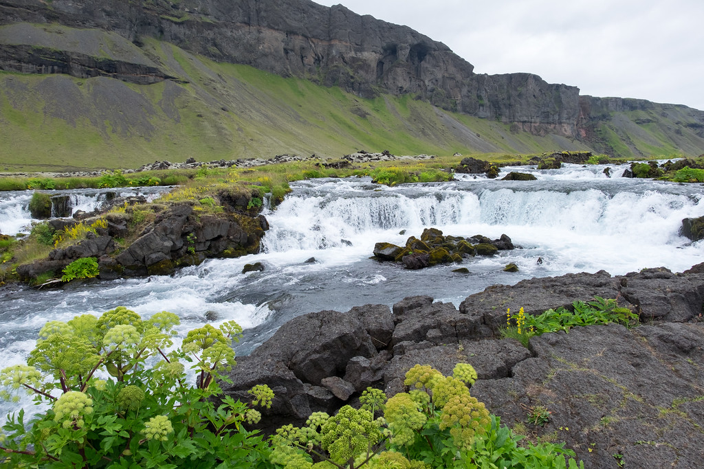 More falls...