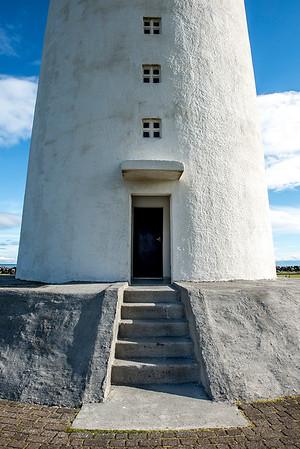 Lighthouse 2- Reykjanesta, Iceland