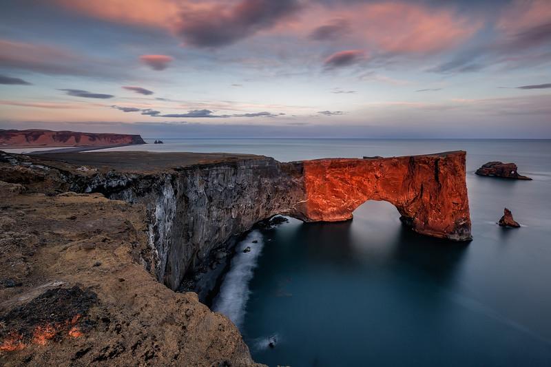 Iceland Rugged Coast