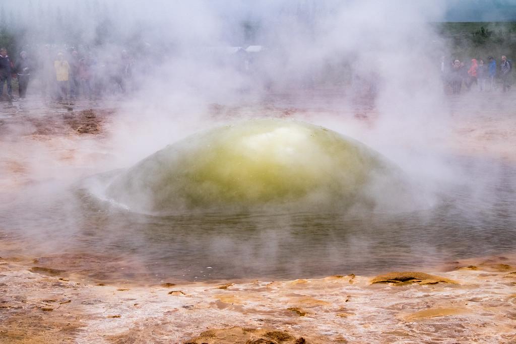 Original geyser