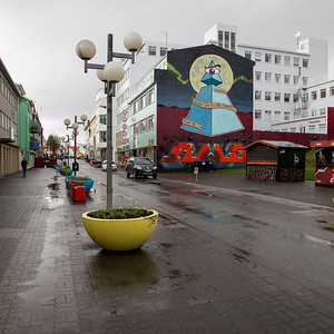 Colorful Akureyri