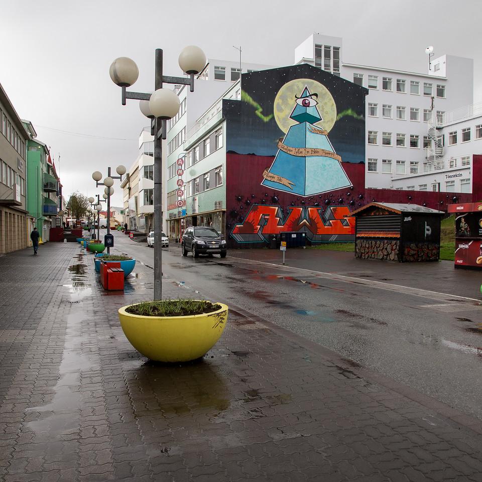 Colorful Akureyri