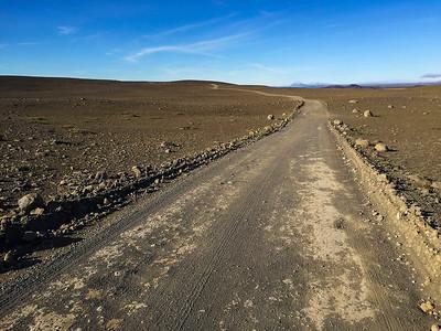 Road- Godafoss, Iceland
