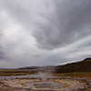 Geysir heating up...
