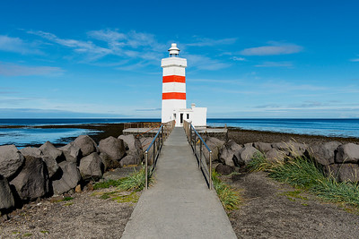 Lighthouse- Reykjanesta, Iceland