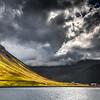 Leaving Isafjordur