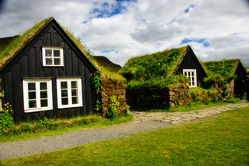 Skogar folk museum.