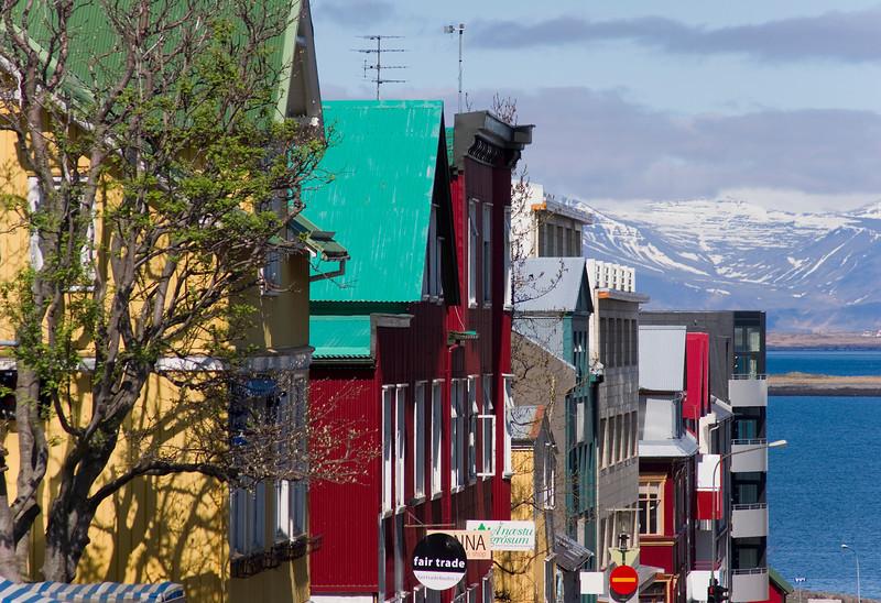 Colours of Reykjavik<br /> SMC M75-150mm