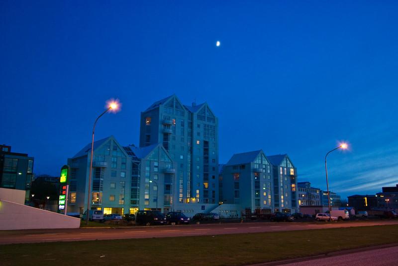Seaside development, Reykjavik