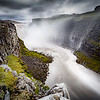 Strong Flow at Dettifoss