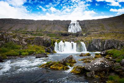 Dynjandi Foss- Iceland