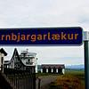 Arnbjargarlaekur<br /> August 2009