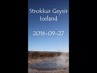 Strokkur Geysir