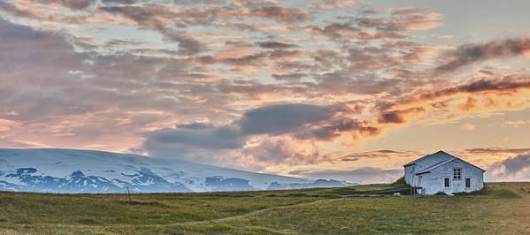 Dyrhólaey Sunrise