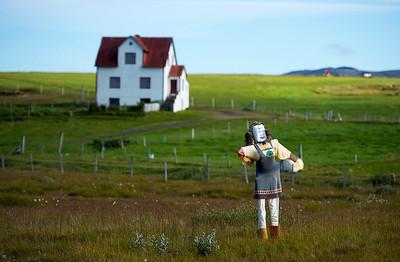 Scarecrow- Iceland