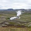 Iceland Geothermal Plant