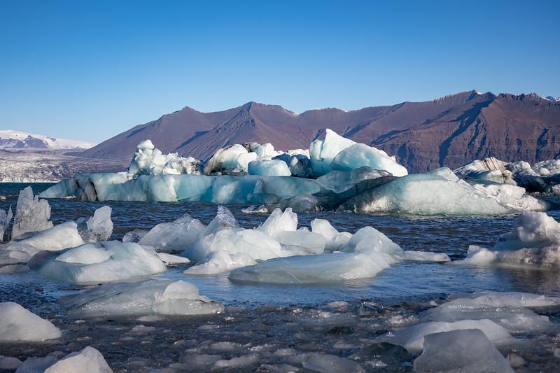 Jökulsárlón Icebergs 2