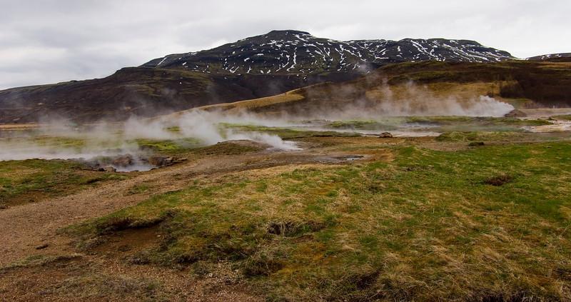 Landscape of sulfur II