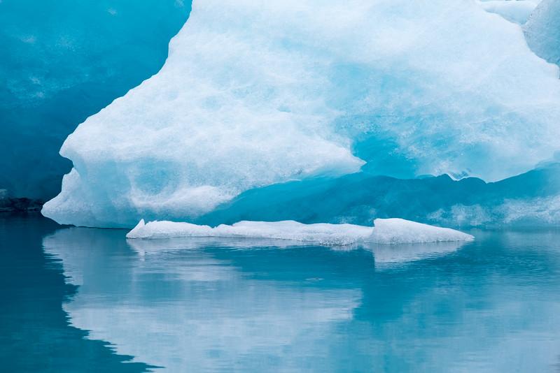 More lagoon ice