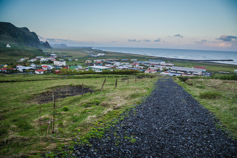 The Town of Vik