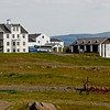 Farmhouse and other buildings at Arnbjargarlaekur