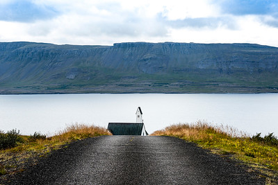 Road to the Fjord- Iceland