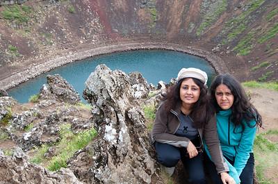 Kerid - Volcanic Crater
