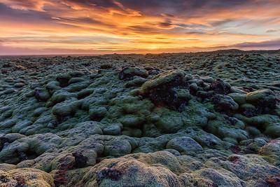 Edlhraun Lava Fields