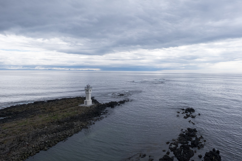 Lighthouse view from Akranes
