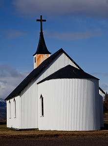 Church at Djupivogur