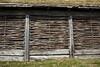 Viking Long-house thatching
