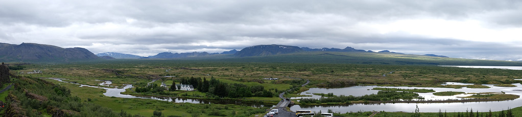 Dingvellir - national iconic site