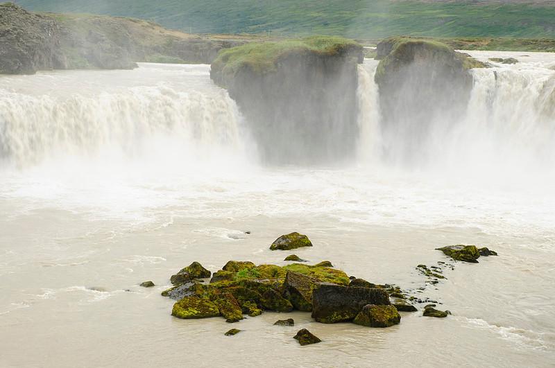 Goðafoss/ Cascada de los dioses