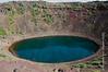 Kerið volcano crater