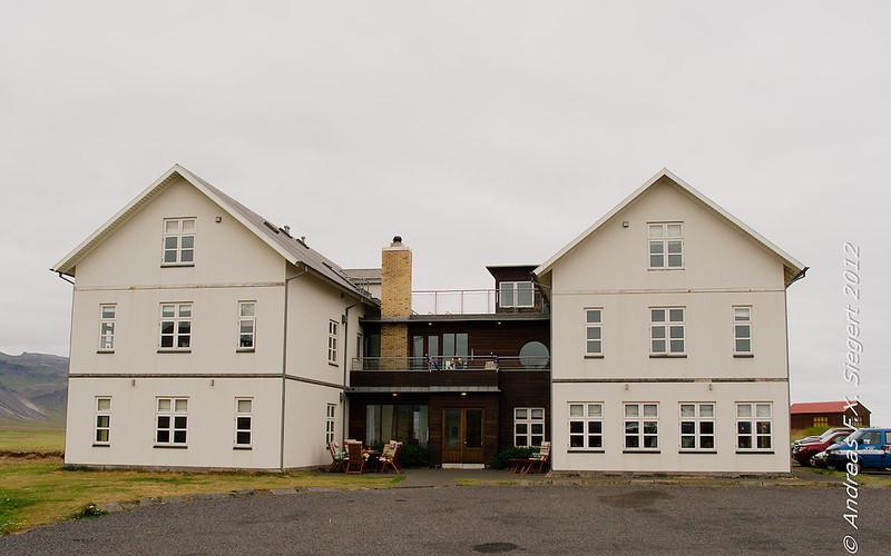 Hótel Búðir