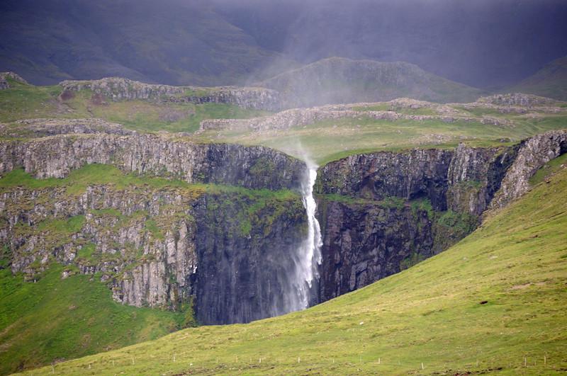 Near Grundarfjörður in the north of the Snæfellsnes peninsula.