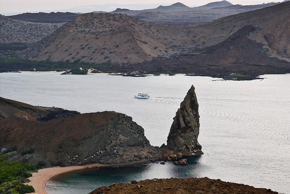 Galapagos - Pinnacle Rock