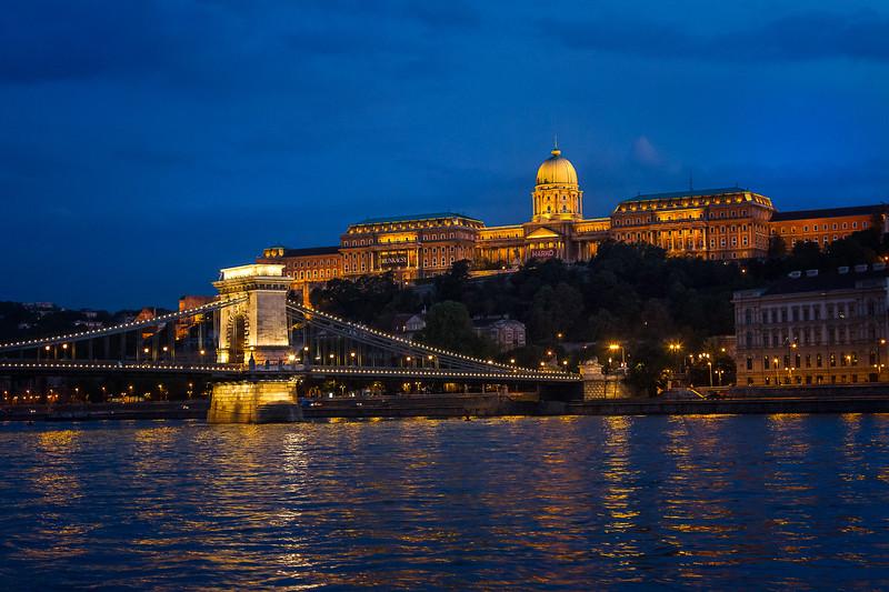 Chain Bridge -Budapest