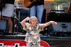 <b>Alive After Five - Grove Plaza in BoDo (Boise Downtown)</b><br><br> This woman is in her early 80s.  She was having so much fun keeping up with the beat and doing tai chi moves to country music.  It was great!!!!!!!!!!!
