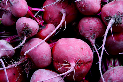 Beets, Beets, and More Beets
