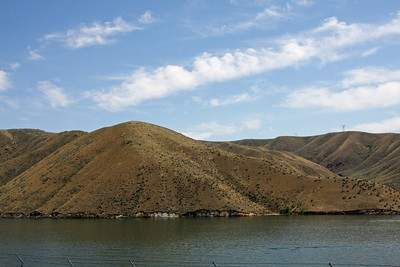 Lucky Peak Lake