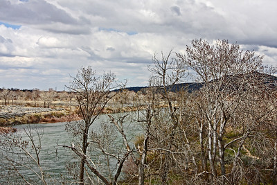 Barber Pool Conservation Area, Diversion Dam, and Lucky Peak