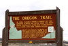 <b>The Oregon Trail</b> - This marker is in Boise, Idaho, in Ada County, on Warm Springs Avenue (at milepost 7). On our way to Diversion Dam . . .