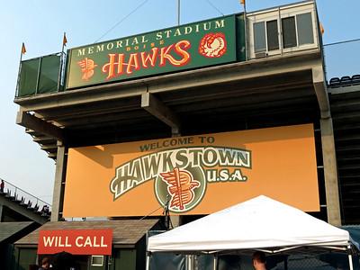 Boise Hawks / August 13, 2012
